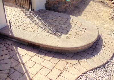 Paver Entry